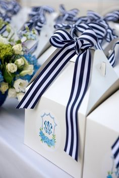 988 best Wedding Favors images on Pinterest   Wedding keepsakes     Blogger Bride Mackenzie s Nantucket Casual Welcome Party  Welcome  PartyParty FavorsWedding