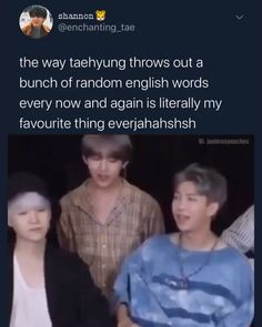 awww that lil bear is learning Kim Taehyung Funny, Bts Taehyung, Bts Bangtan Boy, Bts Memes Hilarious, Bts Funny Videos, Bts Qoutes, Bts Funny Moments, Fandom Memes, Bts Tweet
