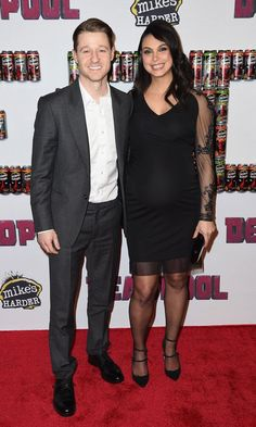 Ben McKenzie and Morena Baccarin Welcome a Baby Girl!