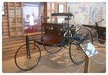 Vintage car, could be my next bike