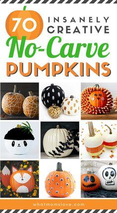 Olaf Pumpkin, Pumpkin Crafts, Cute Pumpkin, Pumpkin Art, Halloween Crafts, Holiday Crafts, Holiday Fun, Halloween Decorations, Halloween Ideas