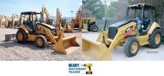 A #skip_loader is a #heavy_equipment machine which is very useful in construction and sidewalk maintenance to move aside or load materials such as asphalt, demolition debris, dirt, snow, feed, gravel, logs, raw minerals, recycled material, rock, sand, woodchips, etc. Here you can get large number of used skip loaders with free price quotes. Just visit: Heavy-MachineryTrader.Com