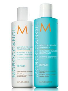 Moroccan Oil Shampoo and Conditioner-has made the biggest difference with my hair.