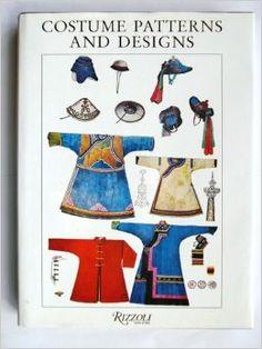 Costume Patterns and Designs: Amazon.co.uk: Max Tilke: 9780847812097: Books