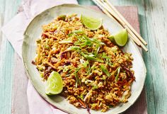 This vegetarian Tom Yum fried rice is a great fried rice recipe base. Keep it as it is as a side, or add extras like tofu, prawns or beef to make it a main.