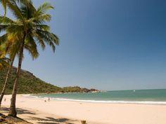 Agonda Beach (Goa, Índia) - Agonda é considerada a praia mais bonita de Goa, província indiana famos... - Shutterstock