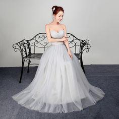 Grey Bridesmaid Dresses Simple Crossed Sweetheart Off the Shoulder Sexy Long Bridesmaid Dresses Sister Elegant Vestido De Festa
