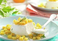Prepara yogurt casero sin azúcar añadido en 5 sencillos pasos – Adelgazar en casa Mousse, Menu Dieta, Snacks Saludables, Panna Cotta, Breakfast, Ethnic Recipes, Sweet, Queso, Food