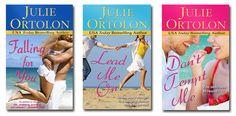 Splash in Romance with Pearl Island Trilogy by Julie Ortolon
