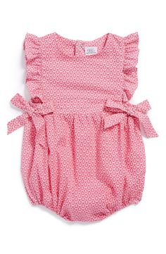 cotton bubble romper | egg by susan lazar