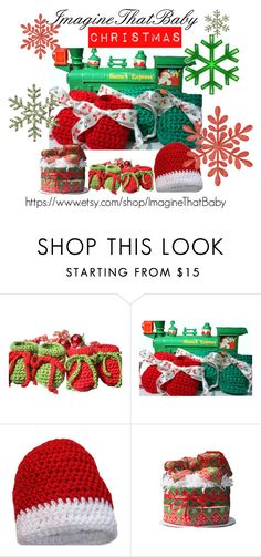 """""""ImagineThatBaby"""" by artbymarionette ❤ liked on Polyvore featuring handmade, integrityTT and EtsySpecialT"""