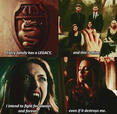Every family has a legacy. Hope only wanted always and forever. She wanted her family. Vampire Diaries The Originals, Serie The Vampire Diaries, The Originals Tv, Vampire Diaries Damon, Vampire Diaries Quotes, Legacy Tv Series, Cw Series, Series Movies, Damon Salvatore