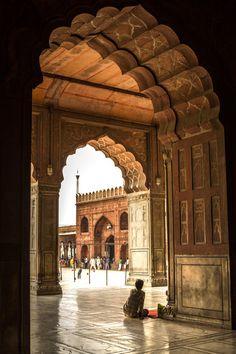 Jama Masjid, Delhi, India | by Sharan Devkar Shankar on 500px