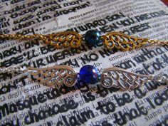 Supernatural Angel Inspired Bracelet