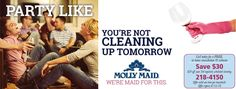 Molly Maids housekeeping, Rochester, NY, save on maid service! www.mollymaid.com/local-house-cleaning/ny/eastern-monroe-county/maid-team.aspx