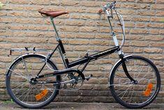 My own Raleigh Twenty Raleigh Bicycle, Folding Bicycle, The Twenties, Vintage, Black, Black People