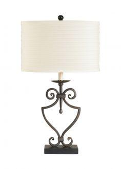 23-0219 NORTH WELLS ACCT LAMP