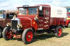 1926 Albion SB24 Truck Vintage Trucks, Old Trucks, Classic Trucks, Classic Cars, Old Lorries, Work Horses, Automobile, Commercial Vehicle, Old Cars
