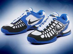 Nike Zoom Breathe 2K11 Anthracite/Blue Men's Shoe