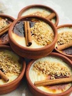 Broccoli Soup Recipes, Bean Salad Recipes, Light Desserts, No Bake Desserts, Rice Pudding Recipes, Baked Rice, Artichoke Recipes, Turkish Recipes, Healthy Dessert Recipes
