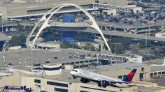 LAX Airport - Oct. 2012