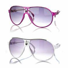 Baby Girl Sunglasses Set of 2 - Pink and White Aviator Style http://www.branddot.com/3/Baby-Girl-Sunglasses-Set-Aviator/dp/B00H5CFKLA/ref=sr_1_6/187-4715488-9539416?s=apparel