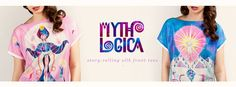 Mythologica Tops by Alice The Smoke, Lily Pulitzer, Tie Dye, Alice, Silk, Tees, Dresses, Women, Fashion