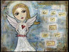 """JCSpock """"Lovely Angel"""""""