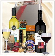 McWilliams Duo Gift Hamper.  Gift Delivery in Melbourne, Sydney and Australia - $75