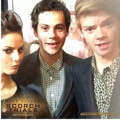 Kaya, Dylan, and Thomas