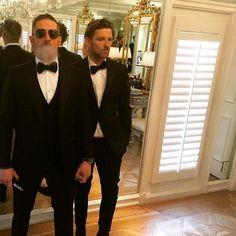Tom Hardy Pulls a Leonardo DiCaprio Ahead of Oscars 2016: Instagrams Pic Vaping  Tom Hardy, Instagram, 2016 Oscars