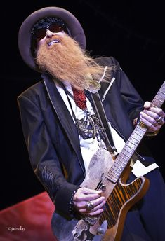 """ZZ Top headlined LaGRange Fest at """"The Backyard"""" in Bee Caves, Texas. Also playing was Ruby Jane, Cody Canada, Robert Randolph and Jimmie Vaughan. Rock And Roll Bands, Rock N Roll, Zz Top Billy Gibbons, Frank Beard, Jimmie Vaughan, Rock Of Ages, Boogie Woogie, Texas, Rock Legends"""