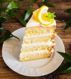 Citromos bodzás torta (Meghan Markle esküvői tortája) Meghan Markle, Vanilla Cake, Fondant, Ale, Recipes, Food, Ale Beer, Essen, Eten