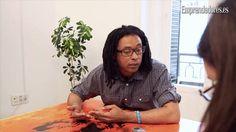 Vídeo resumen de la entrevista al cofundador de Destinia.com, Amuda Gouelli.