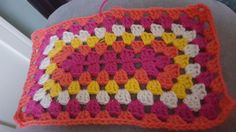 "Rectangle Granny ""square"""
