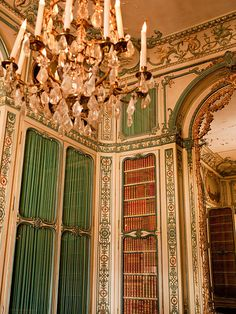 the dauphin's library by Jolie Adele, via Flickr