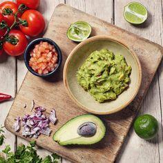 Las Iguanas' Guacamole Recipe