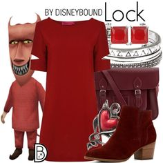 """Disney Bound - Lock """"Nightmare Before Christmas"""" Disney Themed Outfits, Disneyland Outfits, Character Inspired Outfits, Disney Bound Outfits, Disneyland Ideas, Cute Fashion, Disney Fashion, Fashion Outfits, Stylish Outfits"""