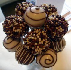 Popcakes - by madame chocolat