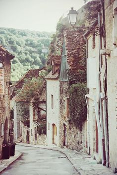 Rocamadour, France...