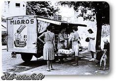 1960's Migros
