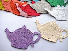 Carta da piantare: come produrre carta riciclata con i semi