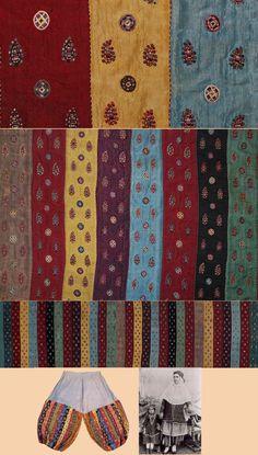 Persian Textiles - TextileAsArt.com, Fine Antique Textiles and Antique Textile Information