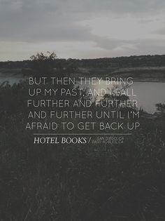 Hotel Books lyrics