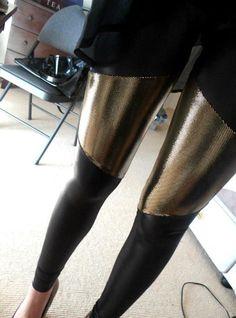 Liquid Gold Leggings