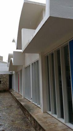Fondation maeght joseph luis sert 1964 st paul de vence france architecture 7 classic - Estudio palma de mallorca ...