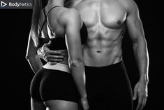 Black And White Photoshoot Couple Fit Couples Pictures, Sports Pictures, Black And White People, Black And White Pictures, Black White, Couples Fitness Photography, Gym Couple, Couple Pics, Jogging