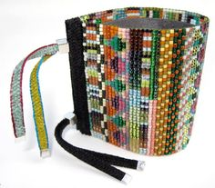 Colorful Beadwork