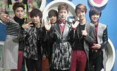 Imagen de boyfriend, no minwoo, and kim donghyun