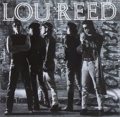 New York: Lou Reed: Amazon.it: Musica